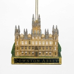 DOWNTON ABBEY® CASTLE ORNAMENT © 2013 Carnival Film & Television Limited. All Rights Reserved