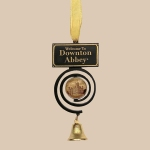 "DOWNTON ABBEY® ""WELCOME TO DOWNTON ABBEY"" PULL BELL ORNAMENT © 2013 Carnival Film & Television Limited. All Rights Reserved"