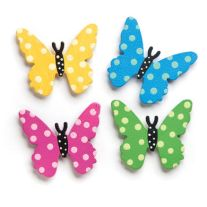 Butterfly magnets (set of 4) $9.95